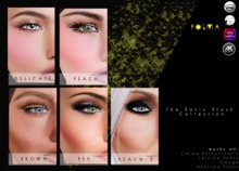 P O E M A - The Basic Blush Collection Pack