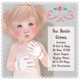 {WF}  FullPerm - Bento Gloves {Box}