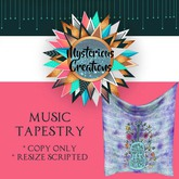 {MC} Music Tapestry