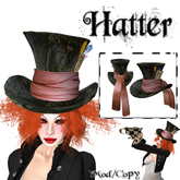 .:-CatniP-:. Hatter  - Mad Hatter alice in wonderland