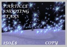 PARTICLE MAGIC SHOOTING STARS