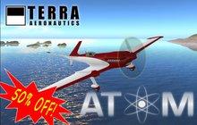 Terra Atom sport plane ✈ by Cubey Terra ✈