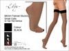 ~Elya~ Fishnet Stockings Small Cells Black High Feet