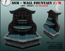 SSM - Wall Fountain - Copy / Modify
