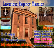 Luxurious Regency Mansion