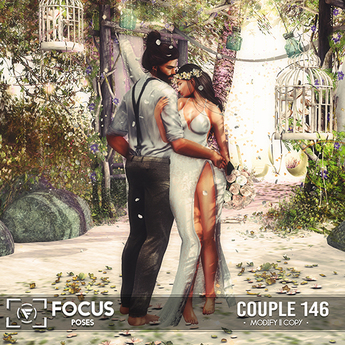 [ Focus Poses ] Couple 146