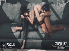 [ Focus Poses ] Couple 157