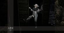 +gemposes+ - Creepy clown - [ADD-HUD] -