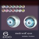 *6DOO* mesh wolf eyes