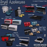 Second Spaces - Small Appliances - donut maker teal RARE