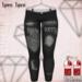 Horror queen jeans