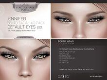 [GA.EG] Jennifer Bento Facial AO Pack - JE01 Default Eyes