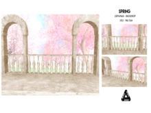 [BIG BOSS] - Spring *Backdrop