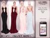 [ LsR ] - Sexy Velvet Gown