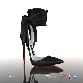[Gos] Boutique - Dulce Pumps - Black
