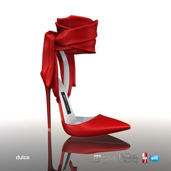 [Gos] Boutique - Dulce Pumps - Carmine