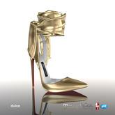 [Gos] Boutique - Dulce Pumps - Gold