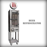 D-LAB Beer refrigerator-ve