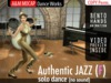 A&M: Authentic Jazz F - female solo dance :: BENTO hands & fingers :: #TAGS - vintage, retro, swing, lindy hop, 30s