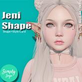 -Simply Suga- Jeni Shape #StayAtHome