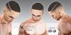 i.mesh - Hairbase#5 BLACK (hud) - CATWA/OMEGA/BOM