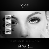 [Demo] VYC  Femme - Natural Brows Coll. Vol.2