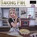 Stellar baking fun ad