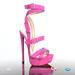 [Gos] Boutique - Gigi Sandals - Pink Suede