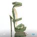 [Gos] Boutique - Gigi Sandals - Kale Suede