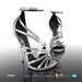 [Gos] Boutique - Lesina Sandals - Silver
