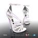 [Gos] Boutique - Lesina Sandals - Pearlescent