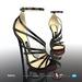 [Gos] Boutique - Lesina Sandals - Black