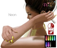 diva! Neon Nails Applier - boxed