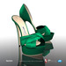 [Gos] Boutique - Lauren d'Orsay - Emerald