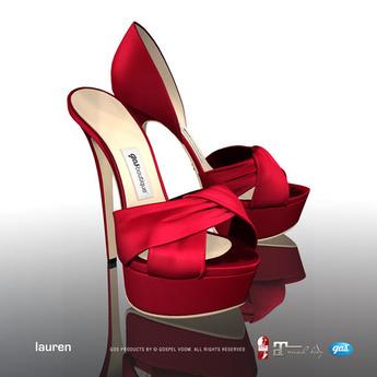 [Gos] Boutique - Lauren d'Orsay - Ruby