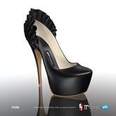 [Gos] Boutique - Mae Platform - Black