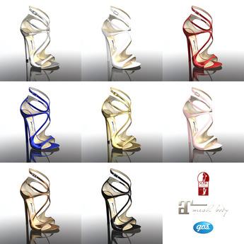 [Gos] Boutique - Grace Sandal - Elegance Collection
