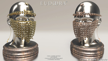 Eudora3D Kara HeadMask Gold&Copper