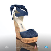 [Gos] Boutique - Espadrilles - Monaco Blue