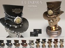 Eudora3d SteamClock Hat FATPACK / Copy / Boxed