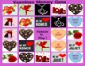 *TWO* Valentines Memory Games (Concentration Game)