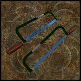 "EF-Tools: Hacksaw - 10"" Blade"