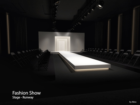 Fashion Show Runway skybox by Abiss