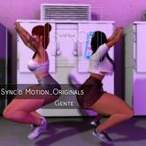Sync'd Motion__Originals - Gente Pack