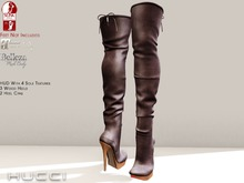 ::HH:: Hucci Dangriga Boot - Rich
