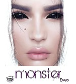 Go&See * Monster * Catwa Eyes