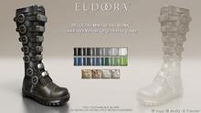 Eudora3D Thar Boots MBG