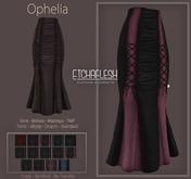 [Etchaflesh] Victorian Skirt - Ophelia *SLINK*MAITREYA*TMP*BELLEZA*