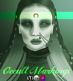 NOX. Occult Markings Bloody [Tattoo & Head Appliers]