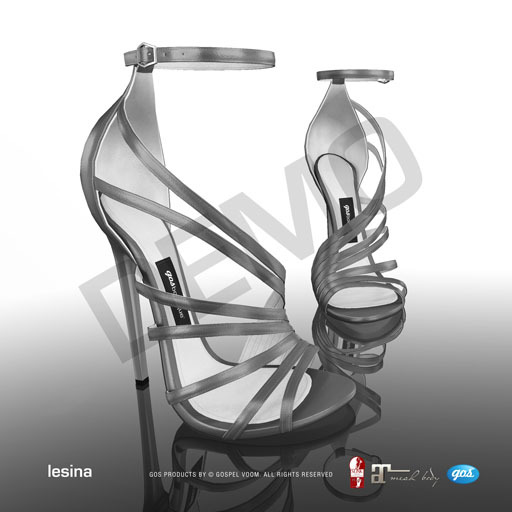 [Gos] Boutique - Lesina Sandals - Demo